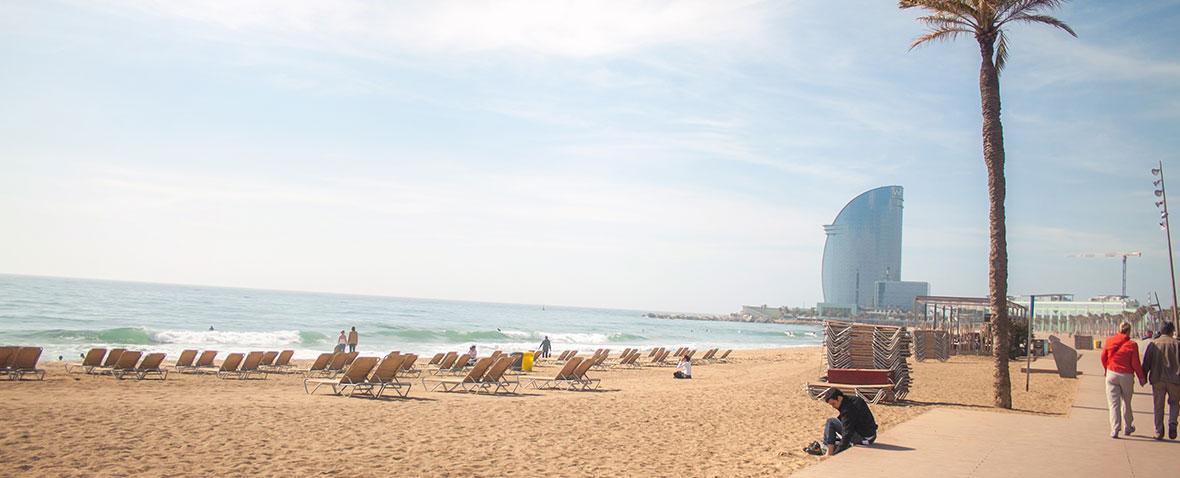 Playa de la Barceloneta
