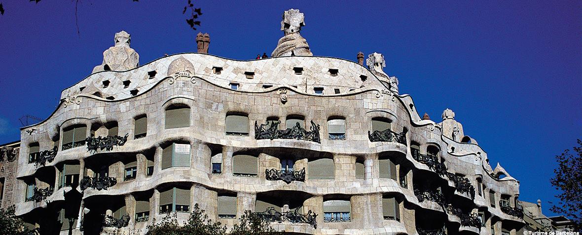 La Pedrera Gaudí