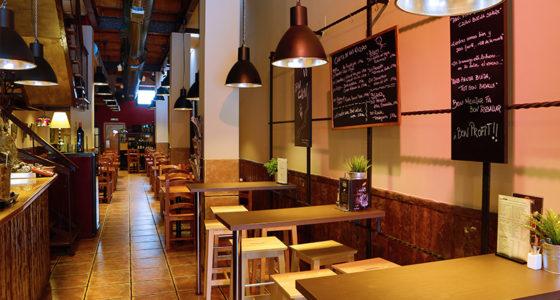 Restaurante El Celler De Jabugo - Dónde comer en Granollers