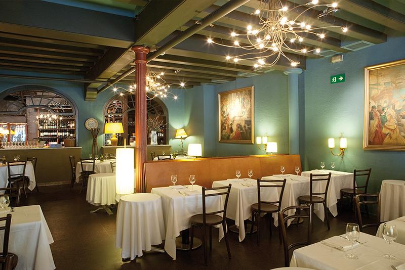 Restaurante La Fonda Europa - Dónde comer en Granollers