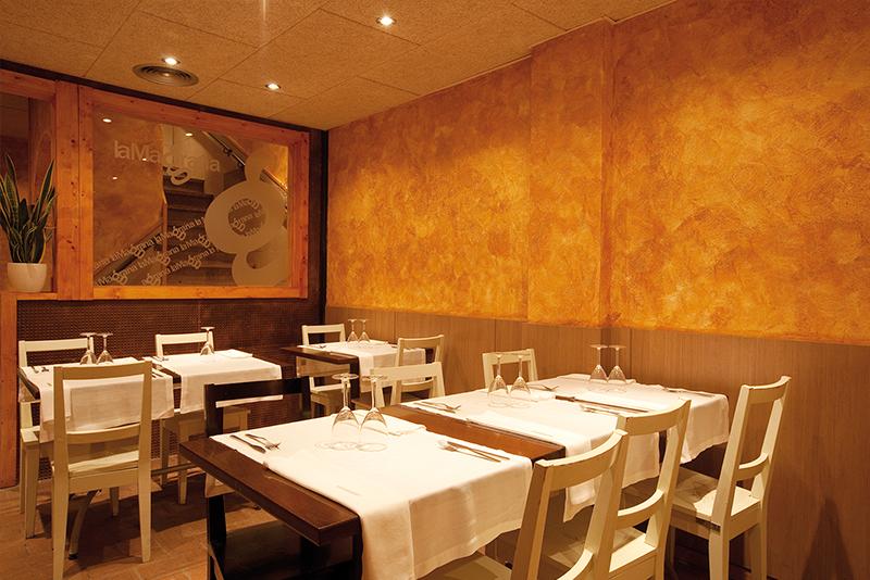 Restaurante La Magrana - Dónde comer en Granollers