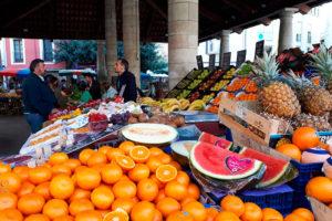 Mercado del Jueves de Granollers