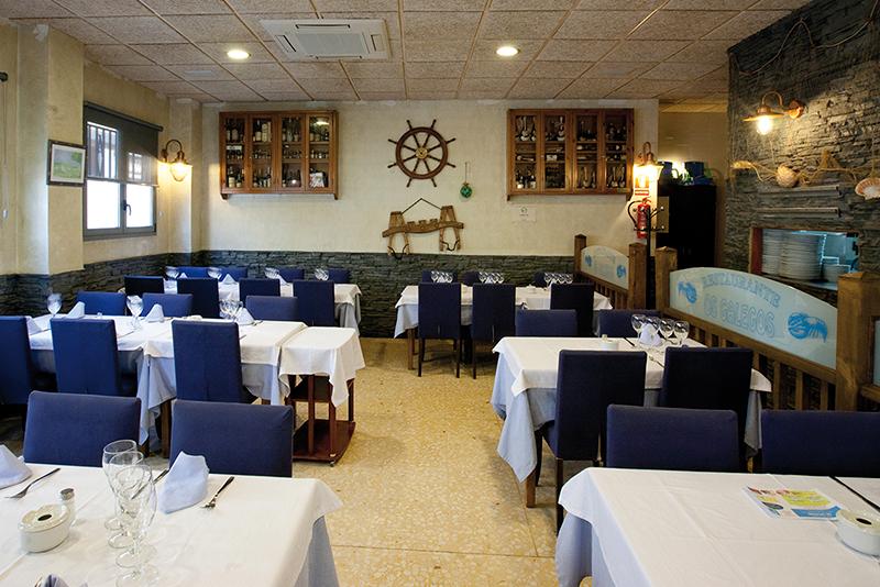Restaurante Os Galegos - Dónde comer en Granollers