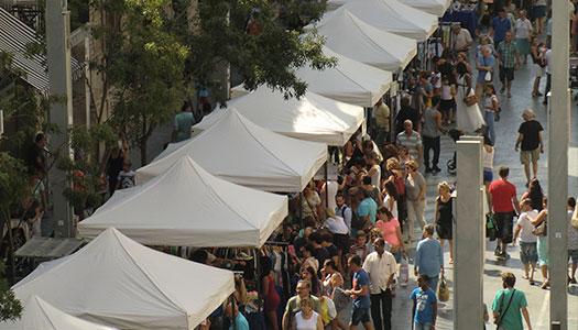 The Great Street Fair