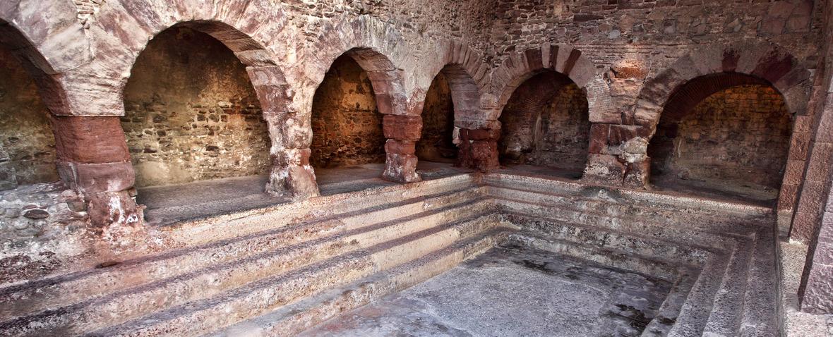 Termes Romanes Caldes