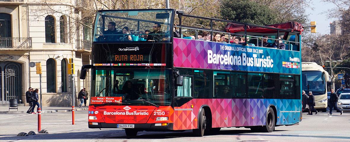 Hop on Hop off Barcelona