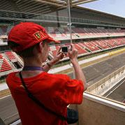 Visita guiada Circuit de Barcelona-Catalunya