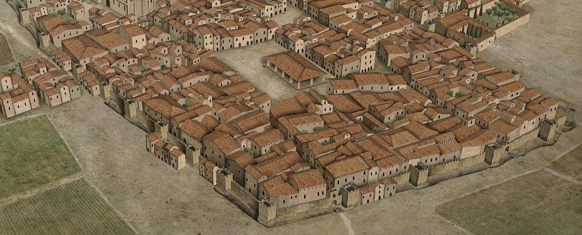 Historia medieval de Granollers