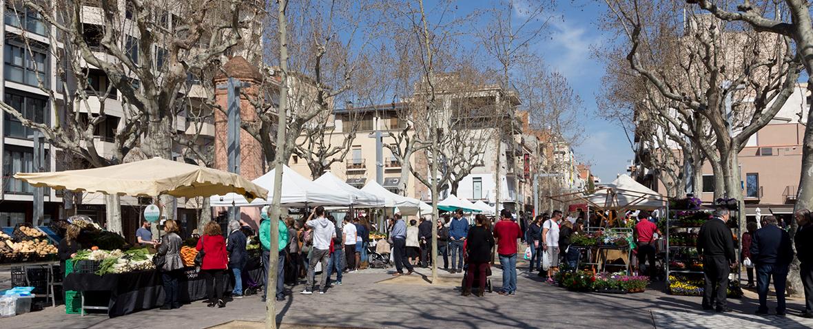 Mercados de Granollers