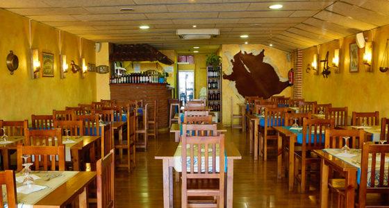 Restaurante Parrilla Argentina El Quincho - Dónde comer en Granollers