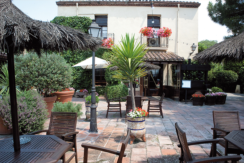 Restaurante El Trabuc - Dónde comer en Granollers