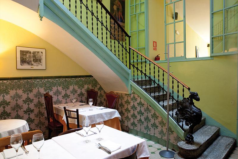 Restaurant La Gamba - Dónde comer en Granollers