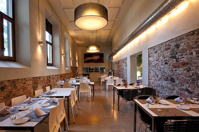 Restaurante La Rectoria de Palou - Dónde comer en Granollers