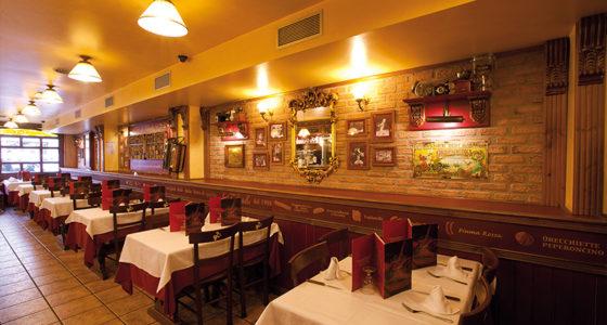 Restaurante La Tagliatella - Dónde comer en Granollers