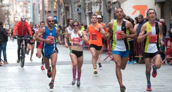 La Mitja Marató Granollers-les Franqueses-la Garriga
