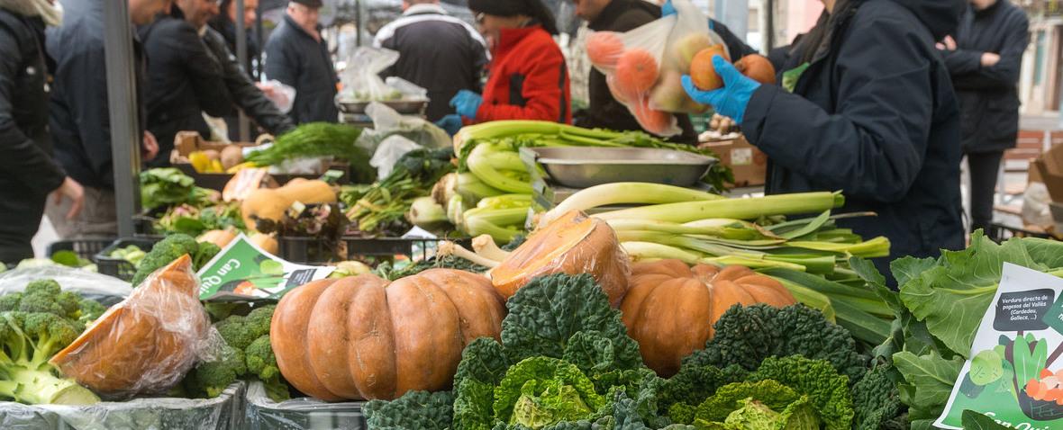 mercat dissabte Granollers