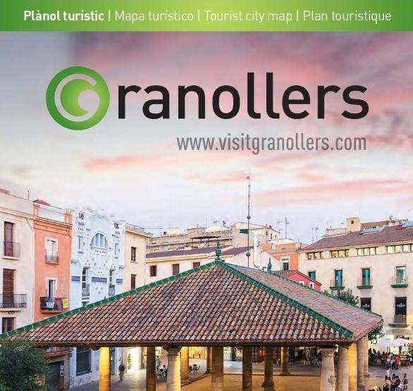Plànol turisme Granollers