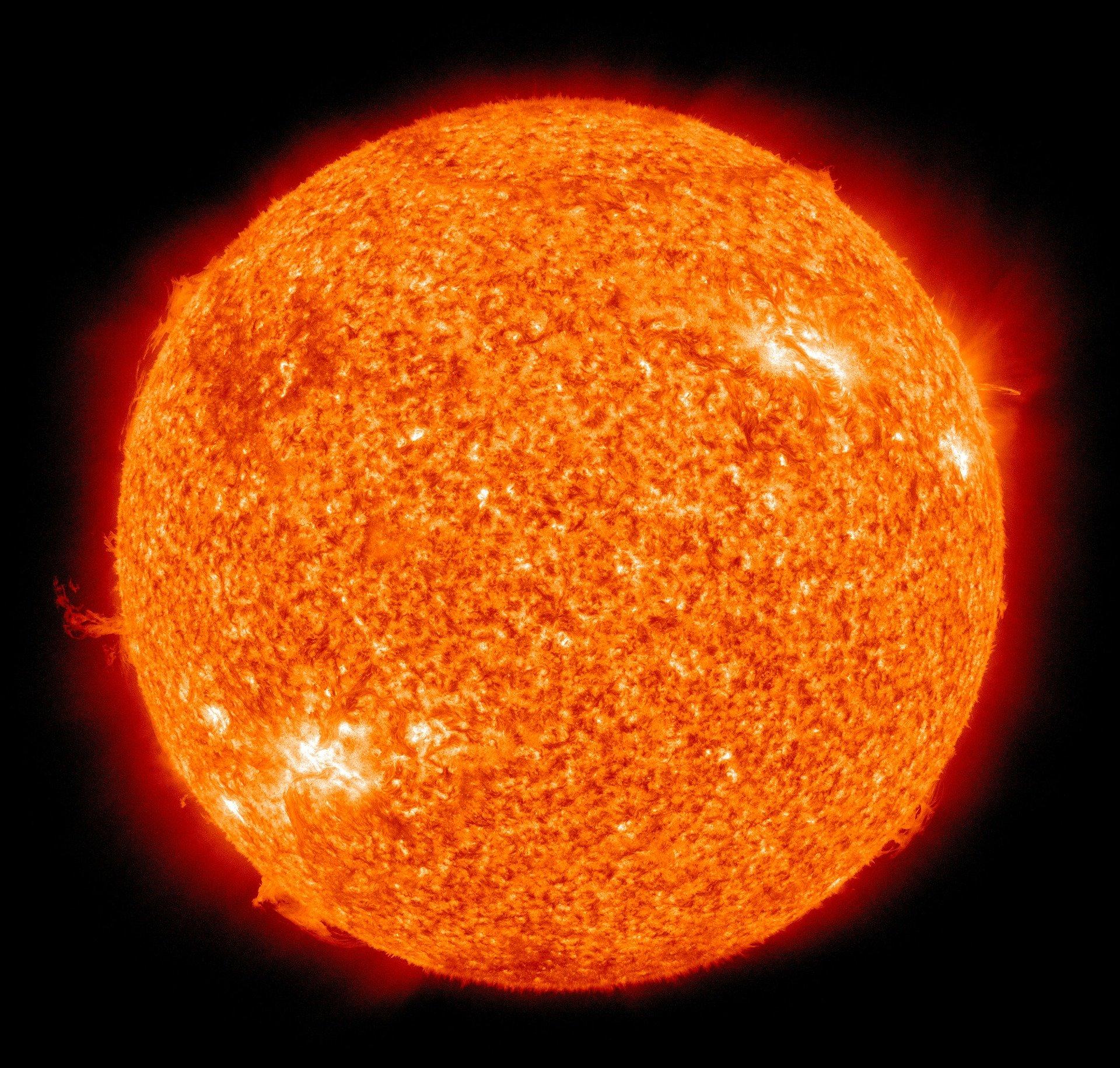 Observació del Sol i les seves ombres