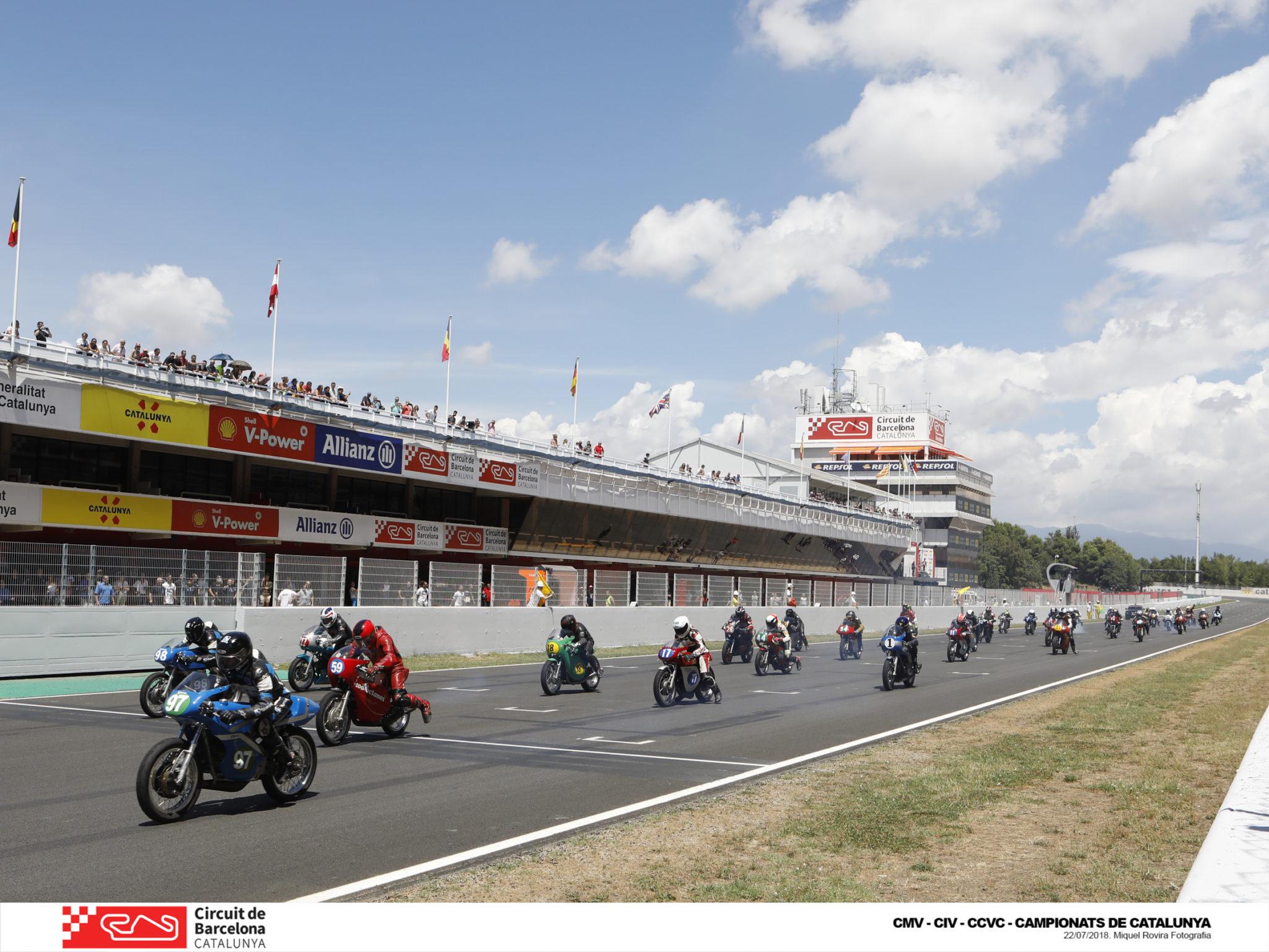 Campionats de Catalunya de Motociclisme